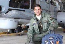 Сотирис Андонопулос е трагично загиналия пилот в Гърция