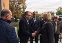Цачева в Гурково: Като президент ще насърчавам законодателните инициативи