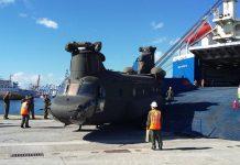 Гърция получи първите три Chinook от договорените 15