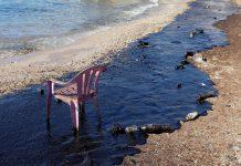 Петролният разлив в Атинския залив ще причини половин милиард евро загуби за икономиката