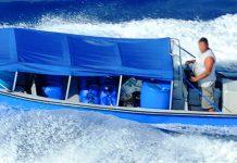Шокиращо видео: Гръцката брегова охрана в престрелка с наркотрафиканти в Егейско море