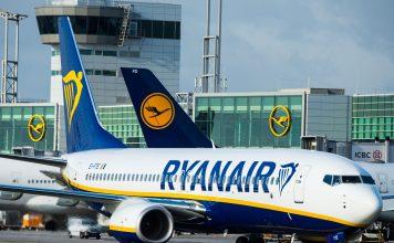 Ryanair отмени полет от Атина до Солун